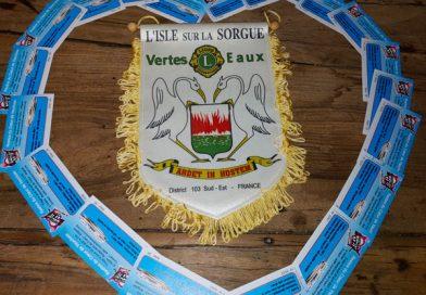 Lions Club de l'Isle sur la Sorgue – Partenaire des Restos